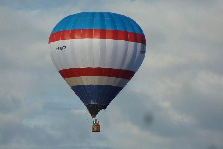 Balón na oblohe