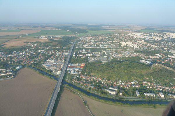 Nitra a okolie